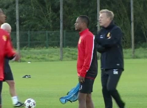 News video: Patrice Evra Set for Juventus Move