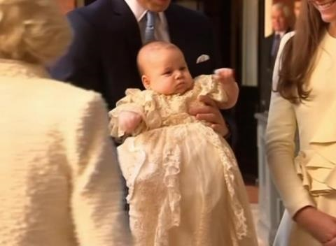 News video: Prince George Birthday Preview