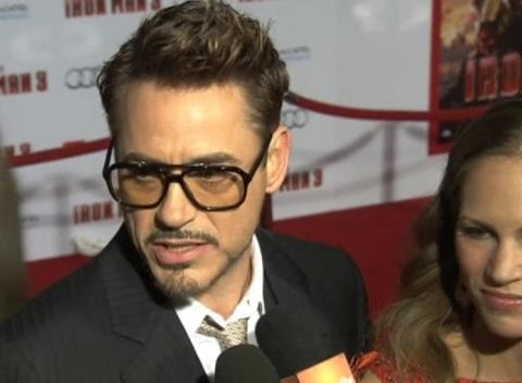 News video: 'Iron Man' Robert Downey Jr Highest-Earning Actor - Forbes